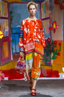 Daniela Gregis, Fashion Show, Ready to Wear Collection Spring Summer 2017 in Milan