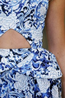 Ready to wear Spring Summer 2011 Rodarte details New York September 2010